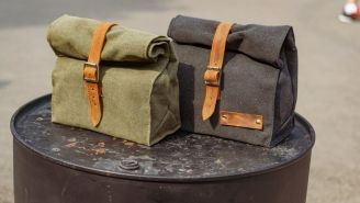 This Reusable Lunch Bag Is Perfect For The Guy Who's Always On The Go