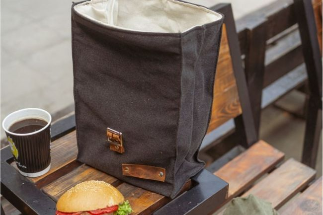 Etsy Reusable Lunch Bag