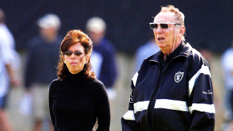 Ex-Raiders CEO Amy Trask 'Repeatedly' Reported Bruce Allen For Inappropriate Comments Two Decades Ago
