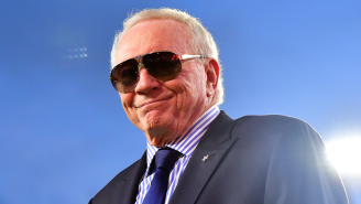 Fans React To Jerry Jones' Nonsensical Take On The Jon Gruden Email Controversy