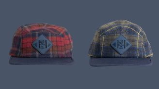 Channel Your Inner Lumberjack With A Classic Flannel Hat