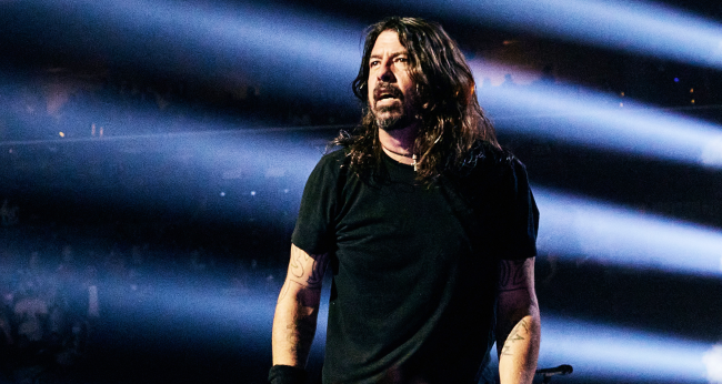 Foo Fighters Dave Grohl Talks About Aliens And UFOs
