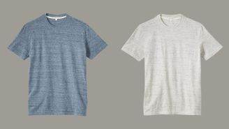 Snag One Of These Forty Five Tri-Blend Tees For Over 35% Off