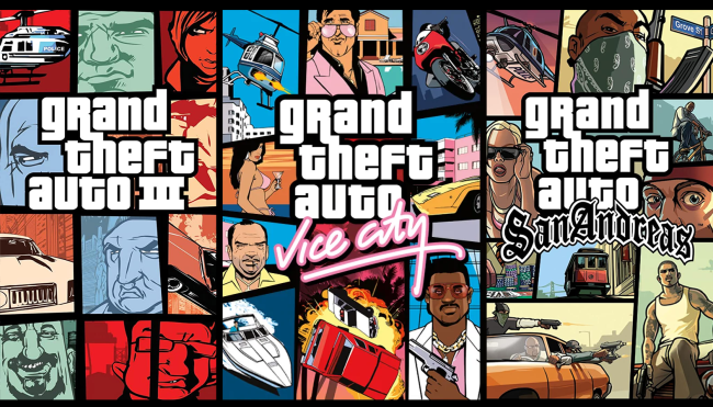 Gamers React To The Big Grand Theft Auto Trilogy Re-Release Announcement