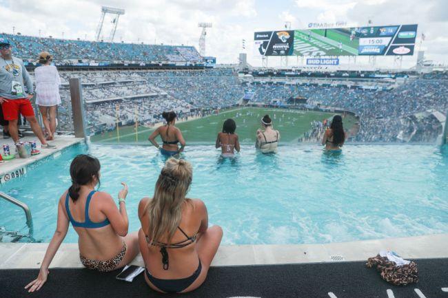 Jacksonville Jaguars Pool Lifeguard Advice Drowning