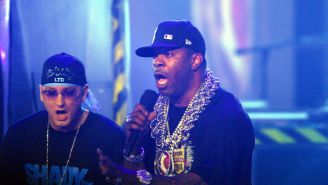 'I Shattered His Windshield With My Head!': Busta Rhymes Trashed Wyclef Jean's Tour Bus After Hearing Eminem For First Time