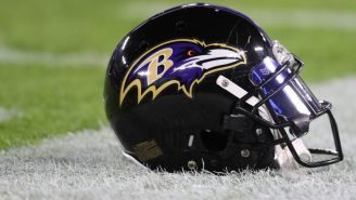 Drunk Ravens Fan Tried To Climb Into Radio Booth During Live Broadcast While Looking For A Drink