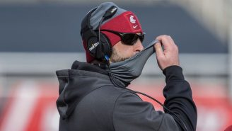 Washington State's Football Coach Nick Rolovich Fired Over Vaccine Refusal, College Football Fans React