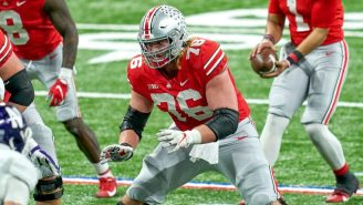 Ohio State Lineman Harry Miller Makes Incredible Announcement About Name, Image, Likeness