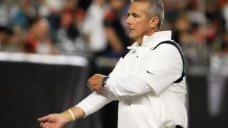 Jaguars Execs Are Reportedly Discussing If They Can Fire Urban Meyer Under 'Morals Clause' Following Lap Dance Video