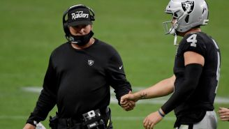 Raiders' Derek Carr Wants People To Forgive Jon Gruden For Sending Out Racist, Sexist, And Homophobic Emails