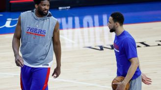 Joel Embiid Takes Shots At Ben Simmons After Simmons Gets Kicked Out Of Practice And Gets Suspended By Team For Not Engaging In Practice