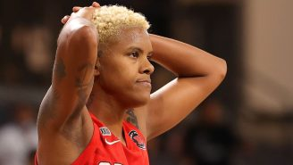 Crazy Video Shows WNBA Players Throw HAYMAKERS In Full-On Brawl, All-Star Guard Apologizes