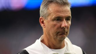 A 'Heartbroken' Urban Meyer Tells The Media His 'Head Is Spinning' After Jags' Fourth Loss In A Row