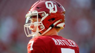It Would Be Shocking If Spencer Rattler Stays At Oklahoma After His Dad's Comments On The QB Situation