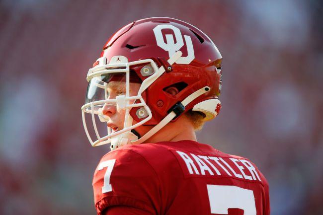 Spencer Rattler Oklahoma Father Mike Quarterback Sooners Lincoln Riley Transfer NFL