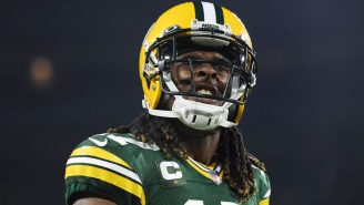 Davante Adams Gave A Savage Response About The Rivalry Between Green Bay And Chicago