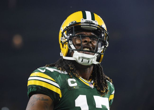 Davante Adams Hate Every Opponent Chicago Bears Interview Press Conference
