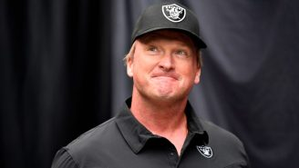 Jon Gruden Has Serious Beef With The Architect Of $5 Billion SoFi Stadium And Wants To Pick His Brian