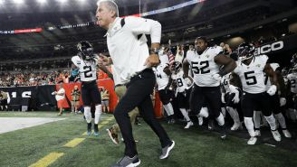 Jaguars Players Reportedly Laughed At Urban Meyer Behind His Back Over His Explanation Of Lap Dance Video