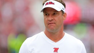 Fans Rip Lane Kiffin To Shreds For Getting Blown Out By Alabama After Making Viral Pregame Trash Talk Comment