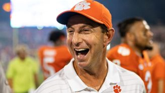 Dabo Swinney Blaming 'Entitled' Players For 2021 Struggles Is As Self-Centered As It Gets