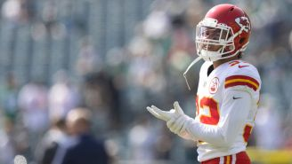 Chiefs' Reporter Accuses Tyrann Matthieu Of Making Lewd Comment Towards Titans Fans, Matthieu Claims Reporter Is Lying