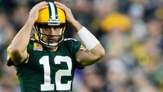 Aaron Rodgers Blames His Sore Back On A Hotel Bed, But Is It Just A Classic Aaron Rodgers Ruse?