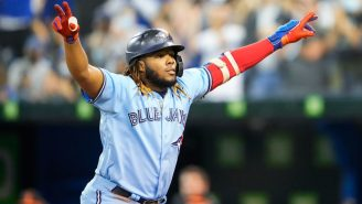 Imagine Pulling Up To Your Rec League Softball Game And Vlad Jr. Is Hitting MONSTER Home Runs