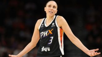 LOOK: Chicago Sky Hilariously Troll Diana Taurasi For Breaking Door At WNBA Championship Parade