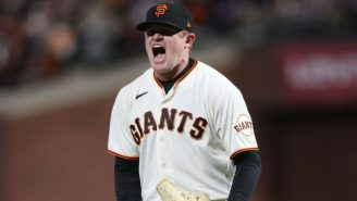 NLCS Starter Logan Webb Has A Wild, Caffeine-Filled Pregame Routine And Giants Fans Are Joining Him