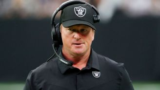 Jon Gruden Finally Speaks Out On Email Scandal, Vows 'The Truth Will Come Out'