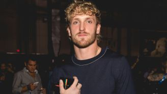 Video Shows Logan Paul Slapping Random Guy In The Face For Calling Him A 'P*ssy'