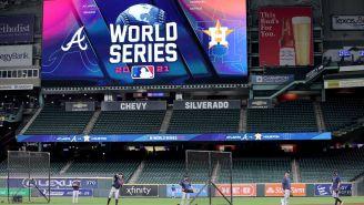Astros Offering Tempting New Doritos Nachos At Game 1 Of World Series
