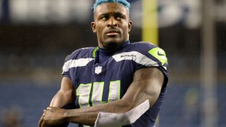 OnlyFans Model Exposes Seahawks' DK Metcalf For Allegedly Trying To Get Her To Do A Foursome
