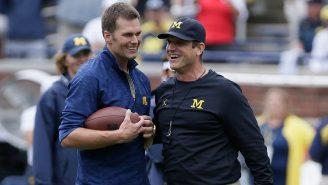 Tom Brady Tried So Hard To Troll Ohio State, But He Failed Miserably