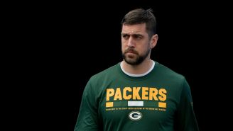 Aaron Rodgers Reacts To Jon Gruden's Racist, Homophobic Emails: 'That Sh*t Doesn't Fly'