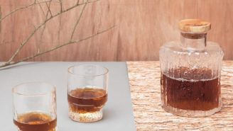 Upgrade Your Home Bar Setup With This Whiskey Decanter From Portugal