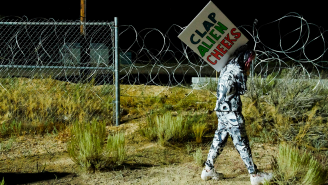 Govt. Documents Reveal 'Deadly Force Countermeasures' Were In Place For 'Storm Area 51' Event