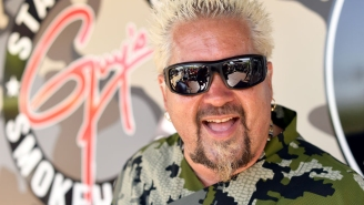 Guy Fieri Is Selling An Official Halloween Costume To Let You Become The Mayor Of Flavortown For A Night