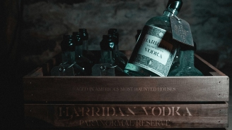 Vodka Brand Releases Bottles 'Aged' Inside The 'The Conjuring' House And More Of America's Most Haunted Places