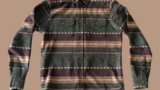 Change Up Your Flannel Game With This Hopi Shirt From Iron And Resin
