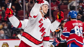 The Hurricanes Expertly Trolled The Canadians With An Amazing Website After A Win In Montreal