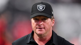 Jon Gruden Reportedly Received Illicit Photos Of Topless Washington Cheerleaders From WFT Exec