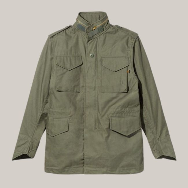 Men's Style Archives: The M-65 Field Jacket