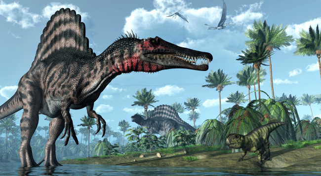New Dinosaur Species Discovered Hell Heron And Riverbank Hunter