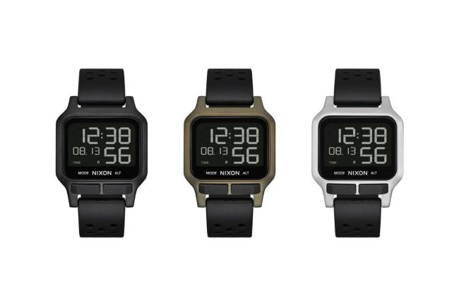 New Watches And Fashion Drops_ Reese Cooper, Nixon Heat Watch, And More