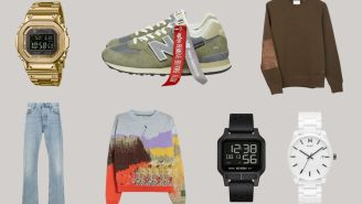 New Watches And Fashion Drops: Reese Cooper, Nixon Heat Watch, And More
