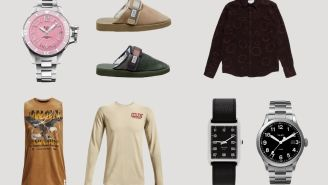 New Watches And Fashion Drops: Project Rock's Outlaw Mana, Adsum, BALL Hope Timepiece, And More