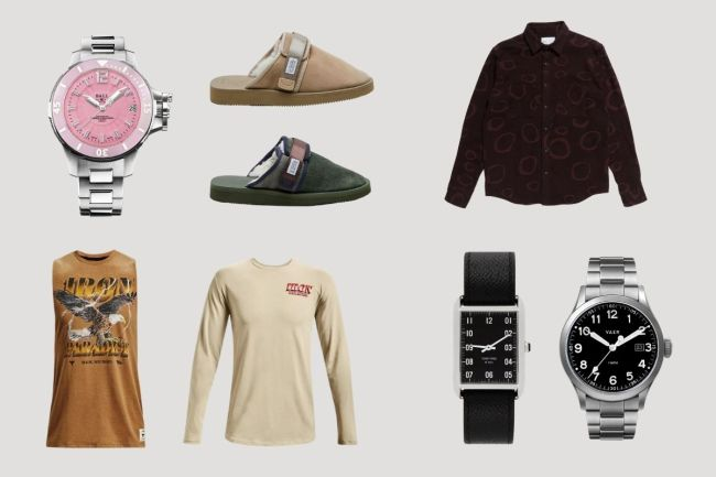 New Watches And Fashion Drops: Project Rock, Adsum, Tom Ford, And More